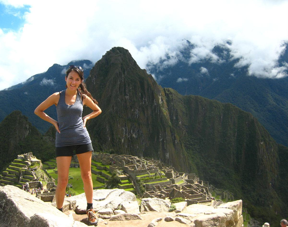 Machu Picchu Full Day